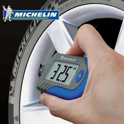 Michelin Digital Tyre Tire Pressure Gauge & Tread Depth Indicator MN4203 New