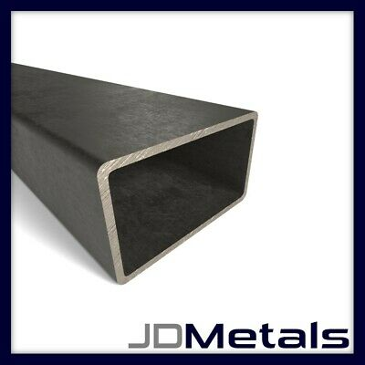 Mild Steel Box Section (All Sizes) 20mm to 100mm diameters, 500mm-3000mm lengths
