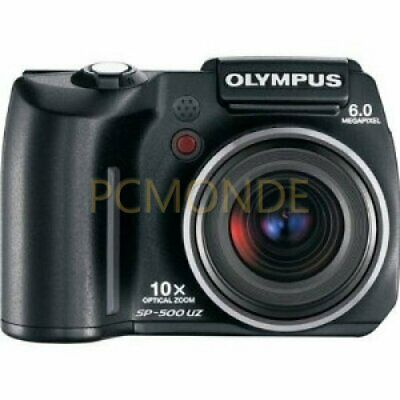 Olympus SP-500 UZ Ultra Zoom 6MP Digital Camera 10x Optical Zoom