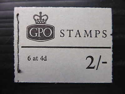 GB 1970 January 2/- Machin Pre Decimal Booklet NP39 NEW SALE PRICE FP4449