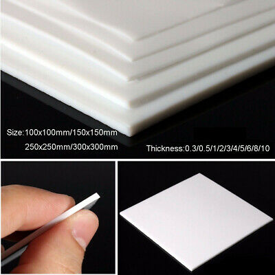 PTFE Film Sheet Plate Thickness 0.3 0.5 1 2 3 4 5 6 8 10mm  300MM