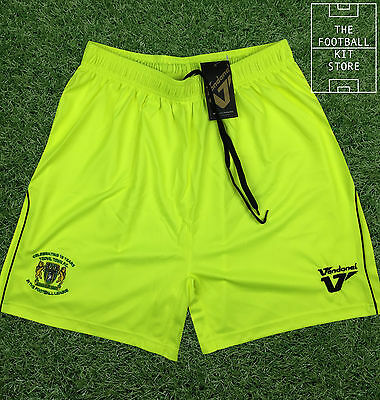 Yeovil Away Shorts - Official Yeovil Football Shorts - Mens - All Sizes