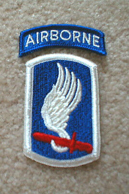 173rd Airborne Brigade patch (Full size / Color)