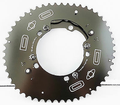 Chainring Set Dual-Oval Shimano 5800 6800 R8000 9100 Rotor Osymetric Doval