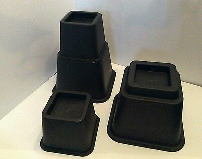 Chair Bed and Furniture Risers Lift With Extra Risers NEW & BOXED (UK SELLER)