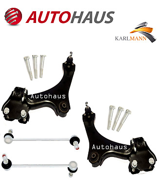 for FORD GALAXY & MONDEO 2007-2016 FRONT LOWER WISHBONE ARMS & STABILISER LINKS