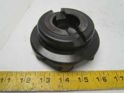 "Seco r220 13 0400 12 4"" indexable chamfer & angle face mill shell mill"