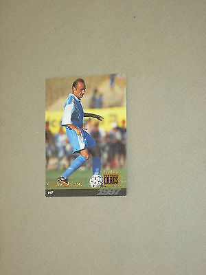 Carte official football cards panini 1997  DAURY   AS CANNES