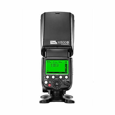 Pixel X800N Standard Edition Lightweight Flashgun for Nikon i-TTL Master/Slave