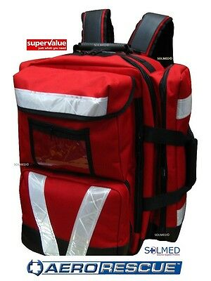 Professional Trauma Backpack Kit Bag Only Super Value Premium Item First Aid