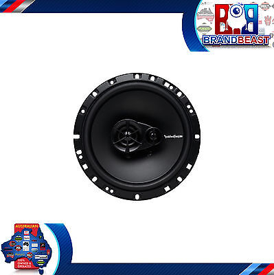 "Rockford Fosgate R165X3 Prime Series 6.5"" 45W Rms 3-Way Coaxial Speakers Car"