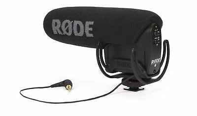 RODE Videomic Pro R VMPR Video Microphone & Rycote Mount