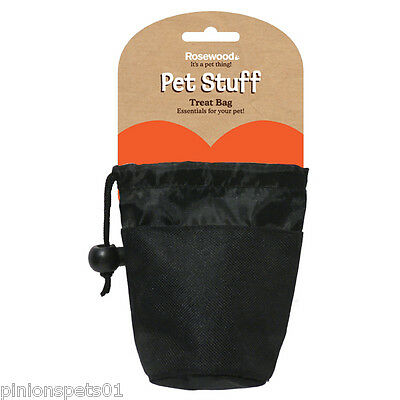 Dog Puppy Training Treat Bag Pouch - Ideal For Carrying Treats When Training