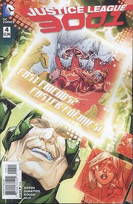 Justice League 3001 #4   NEW!!!