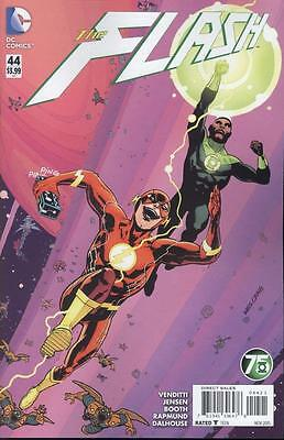 Flash #44 Green Lantern 75 Var  NEW!!!