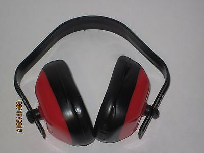 Noise Reduction Ear Muffs - Plugs Work Sound Protection, Shooting, Manufacturing