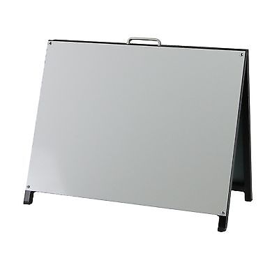 Metal A Frame/ Real Estate Sign Sandwich Board 600x450mm DOUBLE SIDE