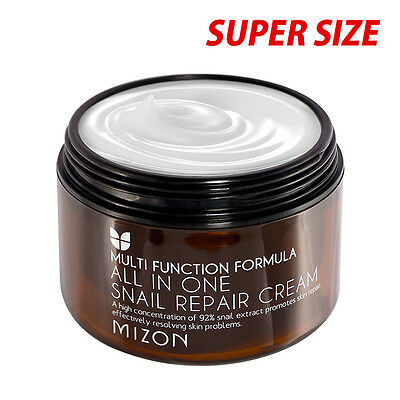 [MIZON] All In One Snail Repair Cream 120ml // Super Size // Korea cosmetic
