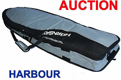 """New HORNSAY 7'0"""" Double Surfboard Surfing Board Bag Cover SS70"""