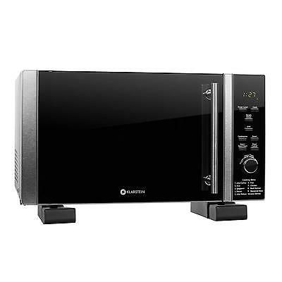 Klarstein Microwave Grill Kitchen Oven Includes Wall Mount Brackets * Free P&p
