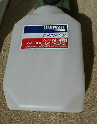 Land Rover Series 2 3 Unipart Electric Windscreen Washer Pump Bottle Wing 519605