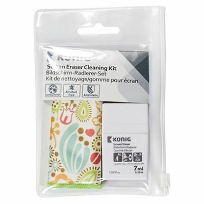 Konig Screen eraser cleaning kit flowers