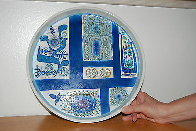 Very Rare Royal Copenhagen Numbered Plate. Collectible 1968. One sold for $790