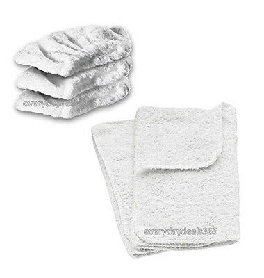KARCHER Steam Cleaner Hand Tools Terry Cloth Covers K1201 K1405 Cotton Pads