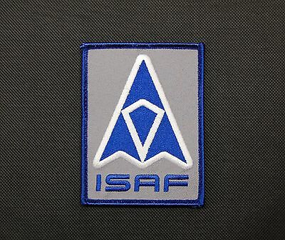 Ace Combat Independent State Allied Forces ISAF Air Force Patch VELCRO® Brand