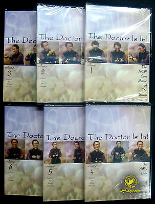 Sawa's The Doctor Is In! Volume 1-6 Set :: NEW DVD