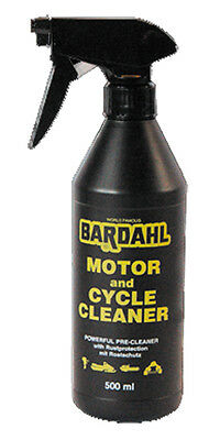 Bardhal Motor and Cycle Cleaner - Nettoyant moto, cycle, bateau, jetski,... BIO