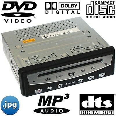 Car Vehicle DVD CD MP3 Player Dolby Digital Stereo with Remote Control DC-700