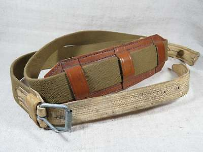 WW2 DP machingun shoulder strap. Mint.