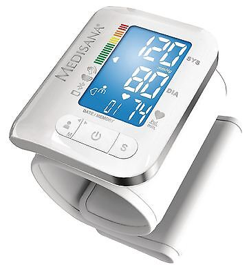 Medisana Wrist Blood pressure monitor with Bluetooth BW 300 Connect