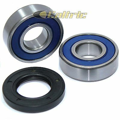 Front Wheel Ball Bearing and Seals Kit Fits YAMAHA BW350 Big Wheel 350 1987 1988