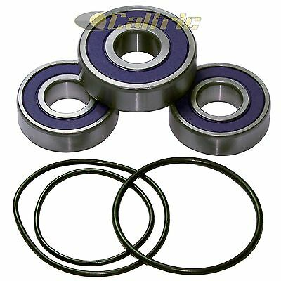 Rear Wheel Ball Bearings Seals Kit Fits YAMAHA XV700 Virago 700 1985 1986 1987