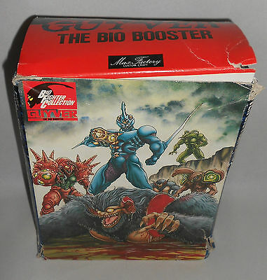 Bio Fighter Collection Guyver The Bio Booster Max Factory New In Box