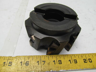 "Carboloy R220.33/69-04.00CT 4"" Indexable 8 Tool Shell Mill Face Mill"