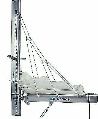 NAUTOS N-003 Lazy Jack Kit Type C - Large (Boats from 39' to 46')- Hardware Only