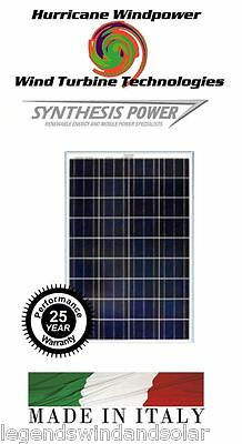 10W PEIMAR/SYNTHESIS 12V Poly-Crystalline Solar Panel 10 Watt Off Grid RV Marine