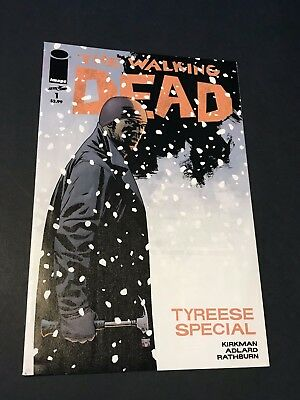 The Walking Dead #1: Tyreese Special (2013) By Robert Kirkman Image VF/NM