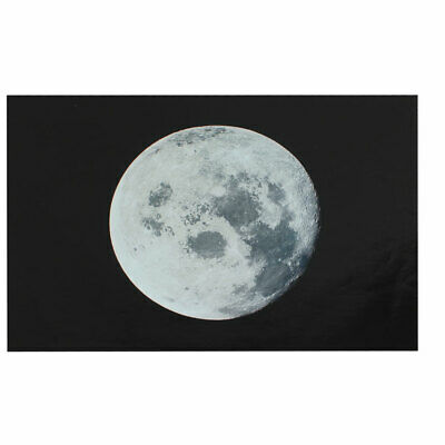 """Black Gray Moon Print Sticker Protective Skin Art Decal for 15.6""""15""""14"""" Notebook"""