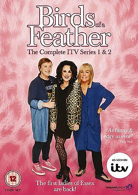 Birds of a Feather: Complete ITV Series 1 & 2 - DVD NEW & SEALED