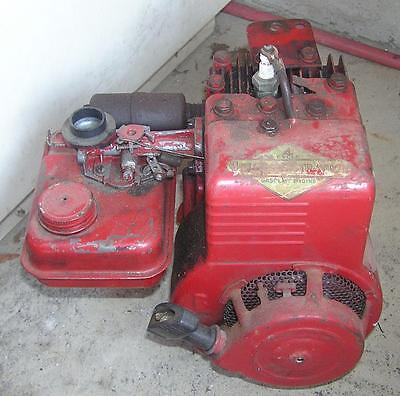 Briggs and Stratton 60B S 901142 horisontal engine
