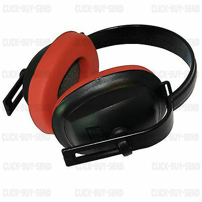SILVERLINE LIGHTWEIGHT COMPACT EAR DEFENDERS DEFENDER SNR 22dB MUFFS MUFF NEW