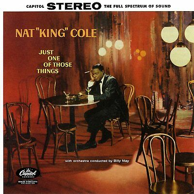 Nat King Cole - Just One Of Those++2 LPs 45 rpm 180g+Analogue Production+NEU+OVP