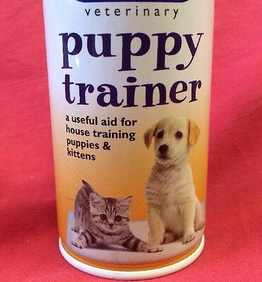 Puppy Kitten Urine Training Spray House Aid ( Spray On To Newspaper Or Pads )