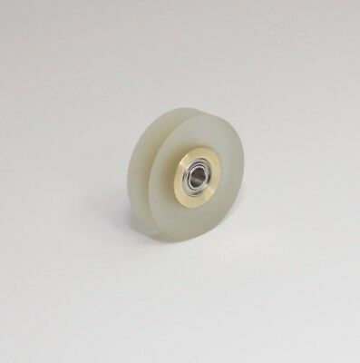 """New Pinch Roller Studer A812 1/4"""" Tape Machine Dual Bearing Design (Athan)"""