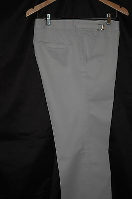 Silver Devon Grey Gray Tuxedo Disco Hippie Bell Bottom Pants All Sizes 1975