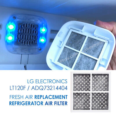 LG Replacing the Pure N Fresh Filter BY  LG  GENUINE  PART GR-D730SL  GR D730SL